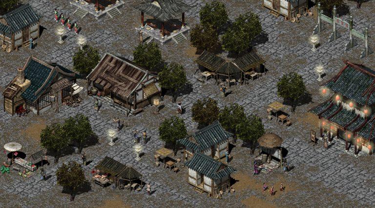 A small city (2000) – EagleFly