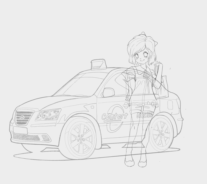 Taxi-gray