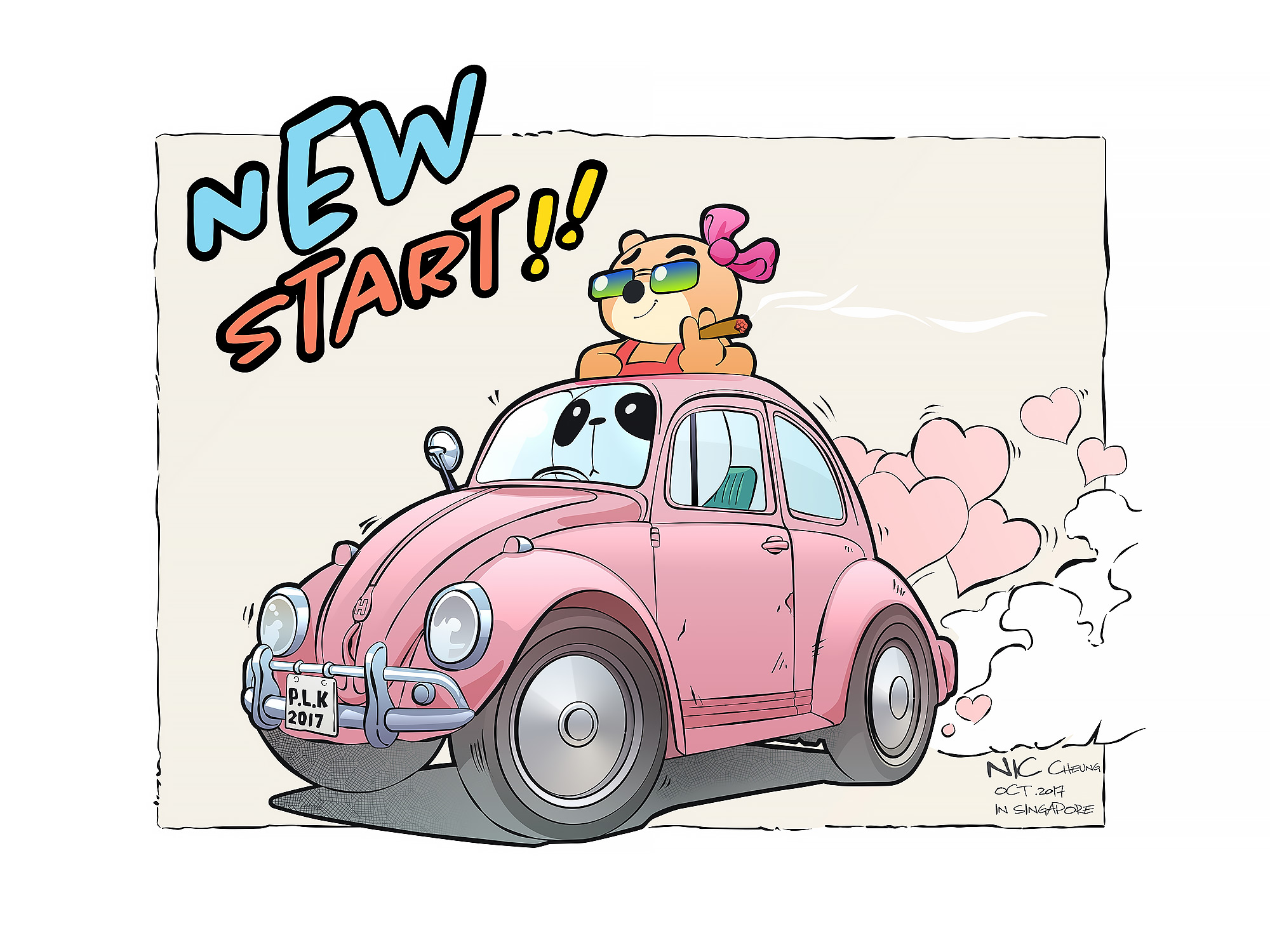 new-start-beetle-color