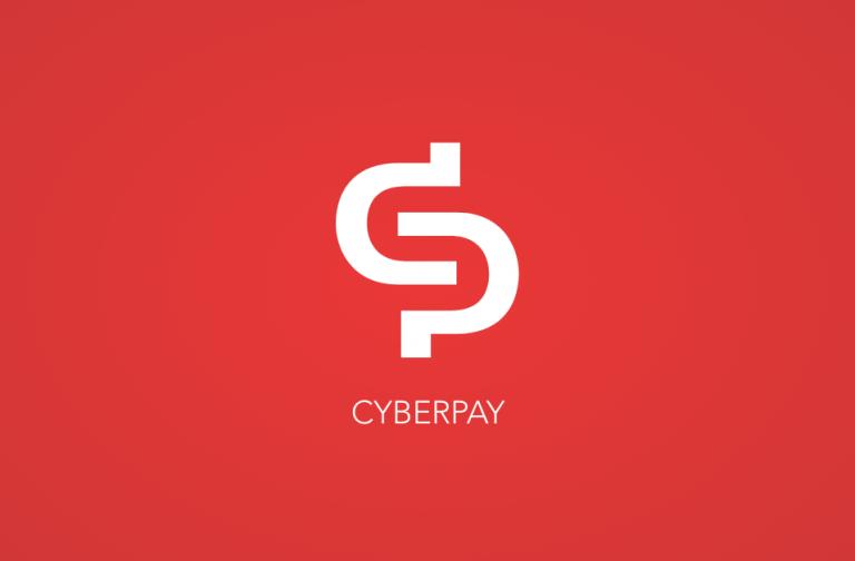 CyberPay logo design