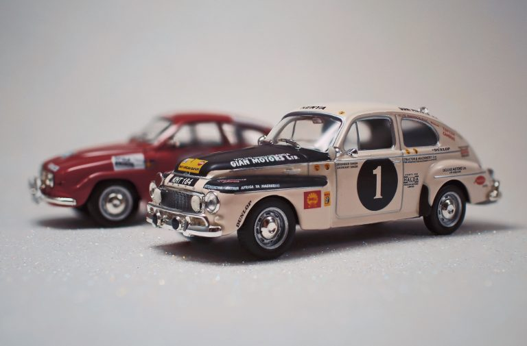 Retro Rally Cars